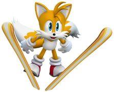 Tails Winter Olympics