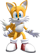 Tails Shadow