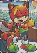 Marine Sonic Universe Style