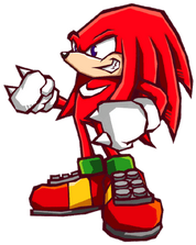 Knuckles Battle
