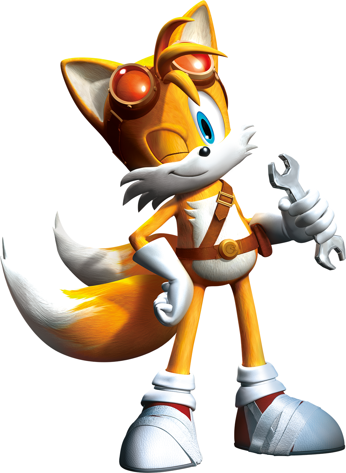 Miles quot Tails quot Prower Sonic Boom
