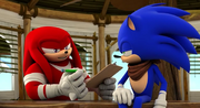 Sonic and Knuckles SBTVE32014 1