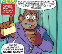 Comedy Chimp Show Archie Comics