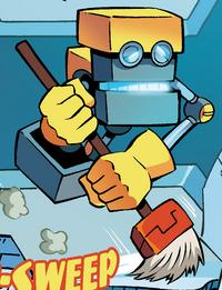 Cubot comic