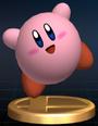 Kirby - Brawl Trophy