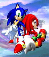 3DSonic&Knuckles