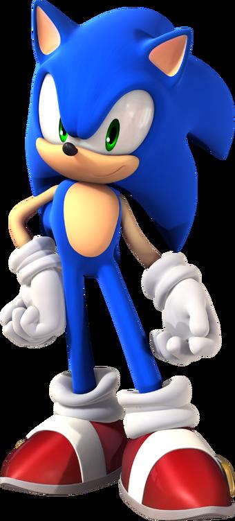 Sonic The Hedgehog Character Segasonic Database Fandom