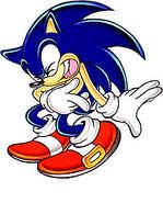 Sonic Pose 7