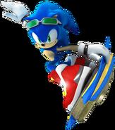 Sonic Pose 18
