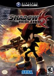 Shadow the Hedgehog Coverart