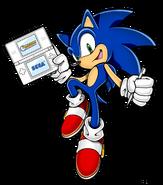 Sonic Pose 16
