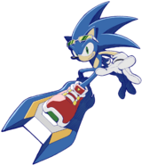 Sonic Pose 17