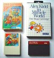 SMS cartridges