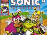Sonic the Hedgehog (comic series)