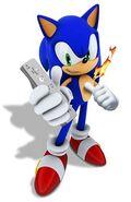 Sonic Pose 19