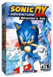 Sonic Adventure | SegaSonic Database | FANDOM powered by Wikia