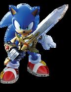 Sonic Pose 23