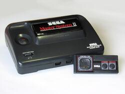 Master System II