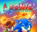 Sonic the Hedgehog Issue 202