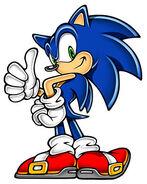 Sonic Pose 9