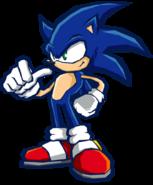 Sonic Pose 12