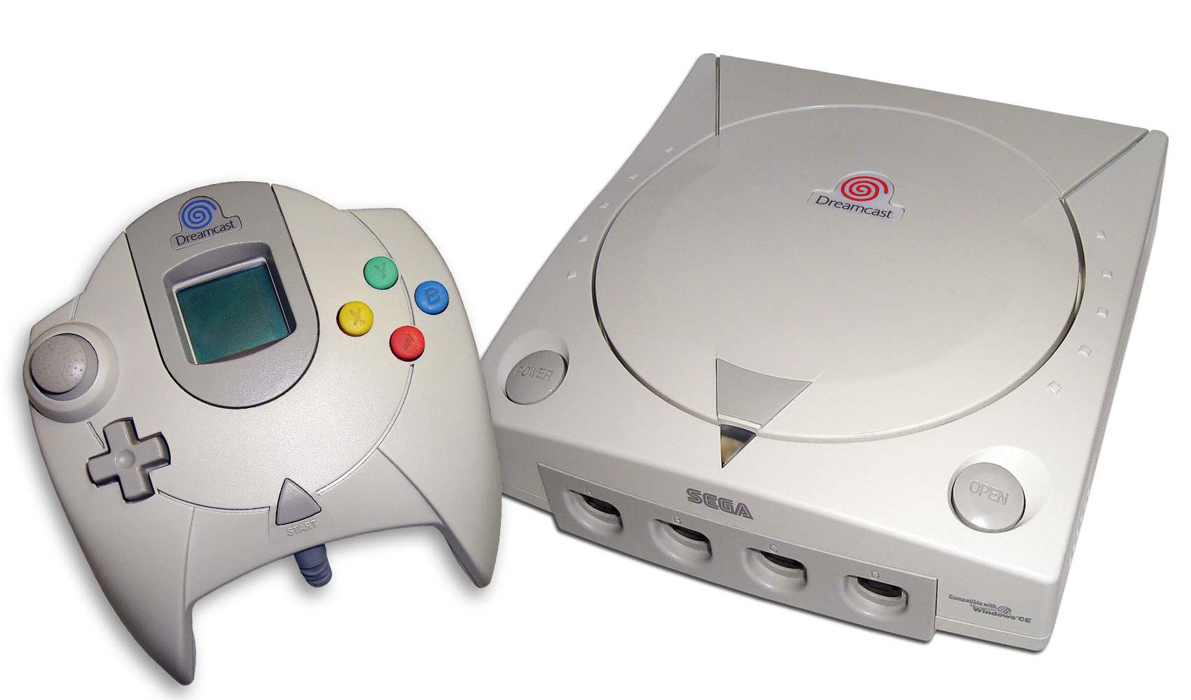 SEGA Dreamcast | SegaSonic Database | FANDOM powered by Wikia