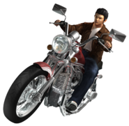 Ryo motorbike