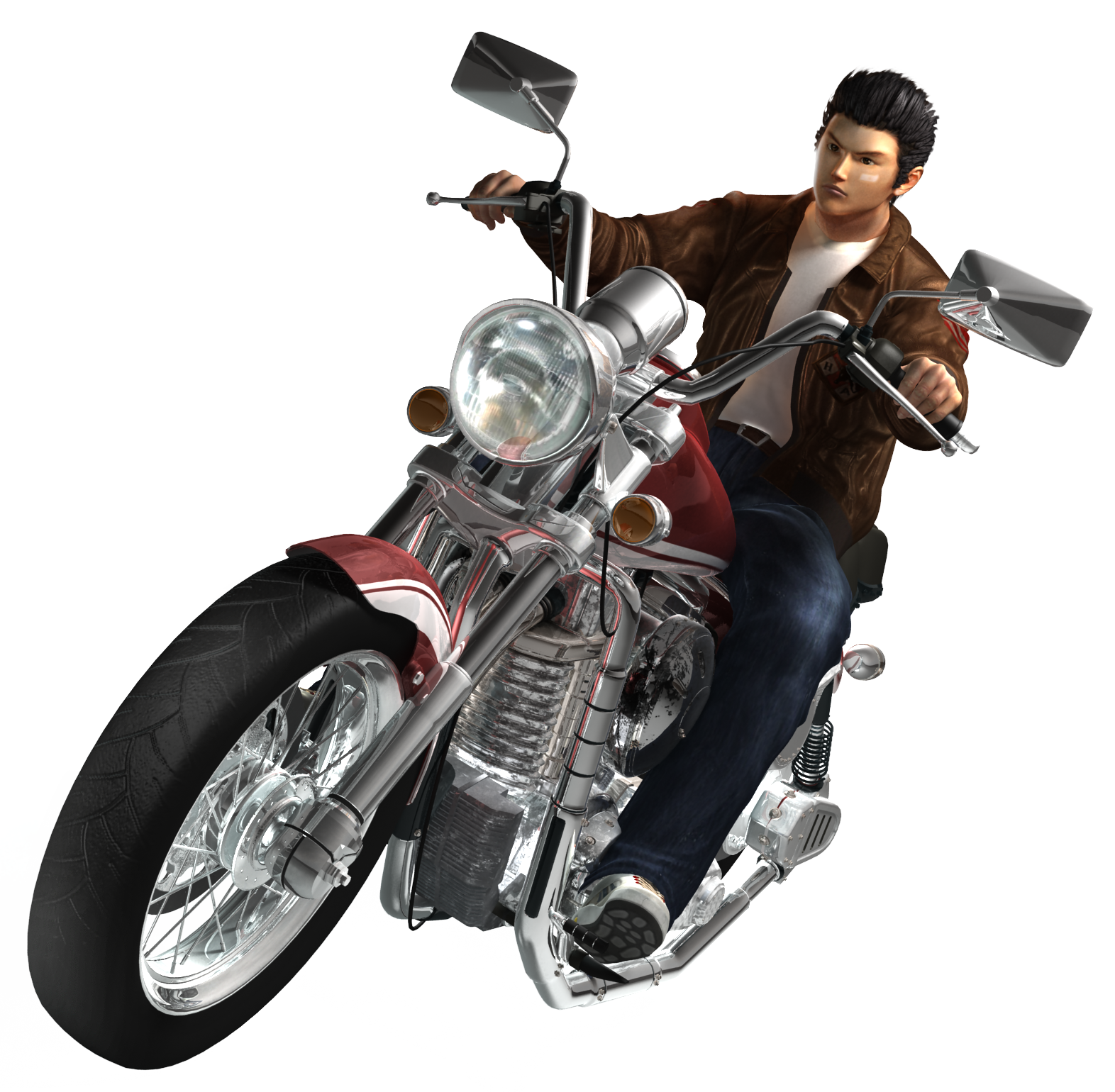 motorcycle png c  Image - Ryo motorbike.png | SegaSonic Database | FANDOM powered by Wikia