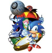 Sonic CD cast