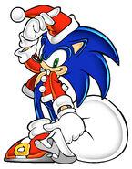 Sonic pose 72