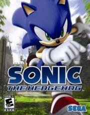 Sonic the Hedgehog Next-Gen Box Art