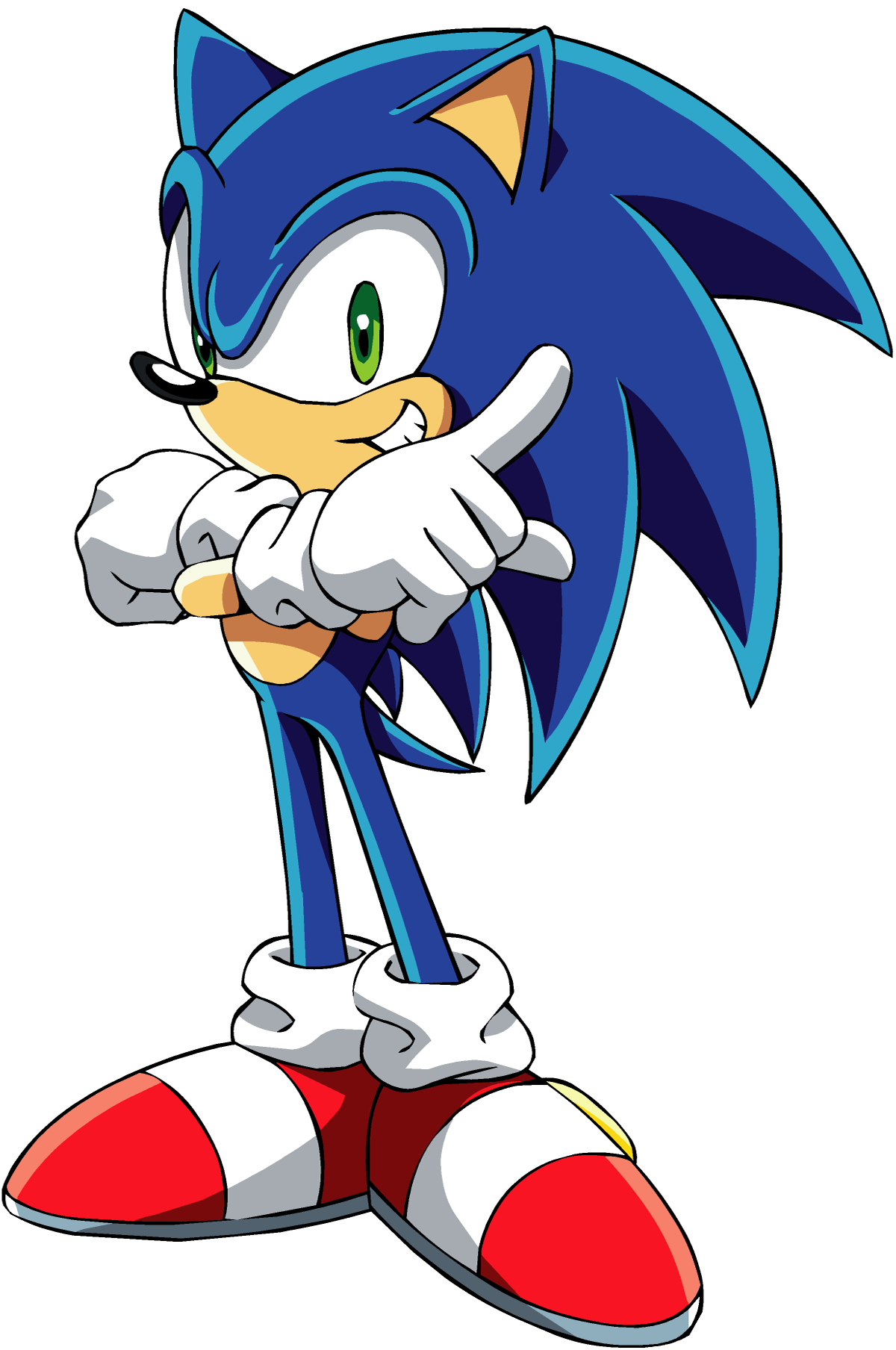 Sonic the Hedgehog (Character) | SegaSonic Database | FANDOM powered ...