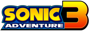 Sonic adventure 3 logo by sonicguru-d4u0ms5