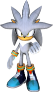 Silver the hedgehog by itshelias94-d4rg5h4