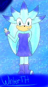 WinterTheHedgehog
