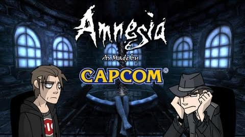 Amnesia The Dark Descent - Mainstream Edition (From the Creators of Resident Evil 6!)-0