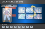 I.B.S trainer card - Breaker