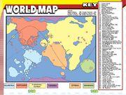 Map of Mobius