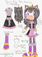 Princess Alina Referance Sheet 001