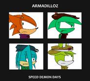 Armadilloz-Speed Demon Days