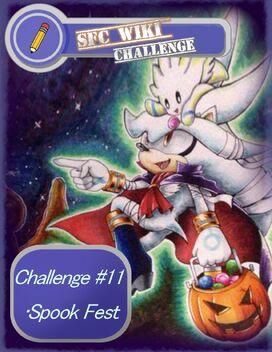FC Challenge ARCHIVES | Sonic Fan Characters Wiki | FANDOM