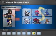 I.B.S Trainer Card - Elvira