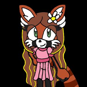 Gwen The Red Panda Sonic Fan Characters Wiki Fandom