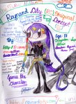 Rc oc jamie the chameleon by theanonymousauthor-d47ak7s