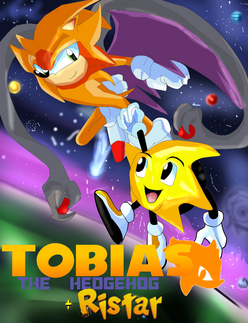 Tobias and ristar comic issue 2 with text
