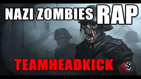 """Hide Your Kids"" Nazi Zombies Rap by TEAMHEADKICK (Full Song Lyrics)"