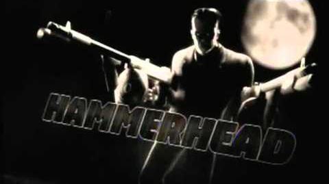 Spider-Man Shattered Dimensions Hammerhead - The Hammer Falls (Noir)