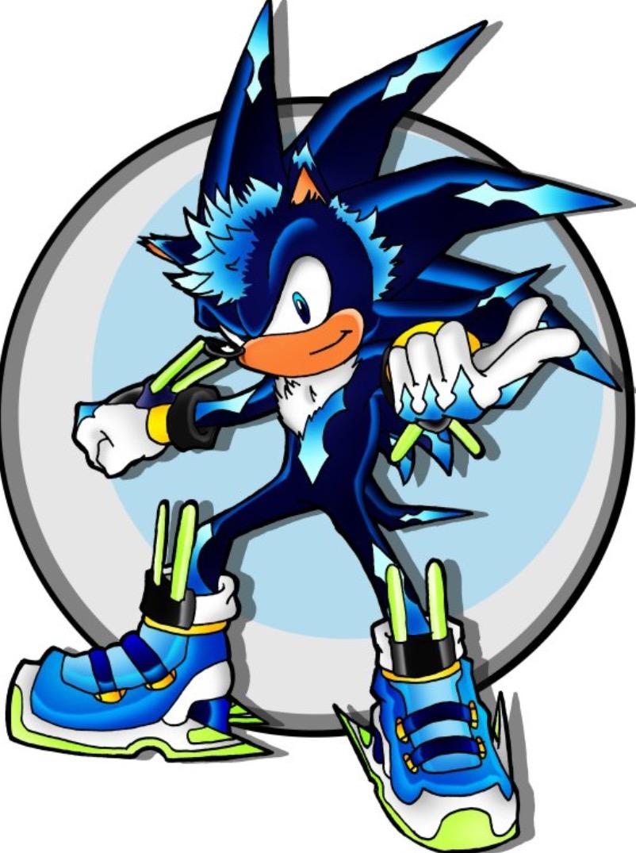 enigma the hedgehog sonic fan characters wiki fandom powered by