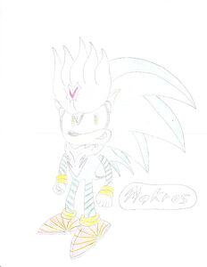 Makros the Hedgehog