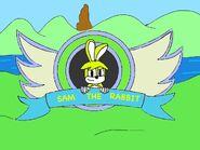 Sam the rabbit intro